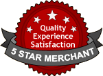 kellyco 5 star merchant