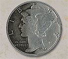 Cleaning Silver Coin