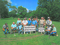 Beaver County Detecting Club