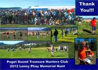 Puget Sound Treasure Hunters Club