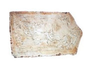 Copper Plate from Syria found with OKM