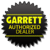 Garrett Authorized Dealer