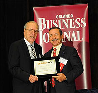 Business Journal Ultimate Newcomer Award