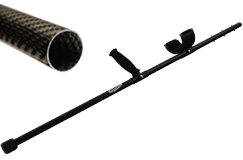 Anderson Rods Excalibur Long Shaft - Carbon Fiber
