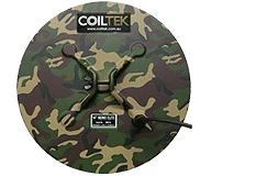"Coiltek 14"" Mono Elite Camo Search Coil (Minelab SD / GP / GPX)"