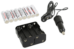 Fisher 12V Auto Recharge Kit (1280 / Impulse)