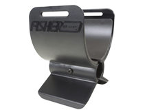 Fisher Plastic Arm Rest Only Includes Pads / No Strap
