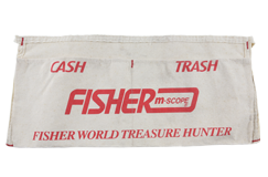 Fisher Cash / Trash Apron