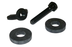 Fisher Hardware Kit (2 Washers, Nut, Bolt)