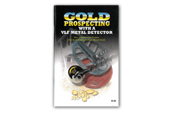 Fisher Gold Prospecting with a VLF Metal Detector