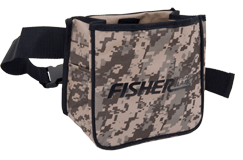 Fisher 2 Pocket Camo Recovery Pouch
