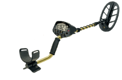 Fisher F5 DD Metal Detector