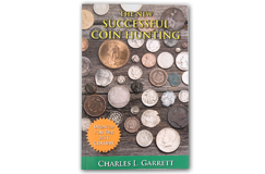 Garrett New Successful Coin Hunting Book