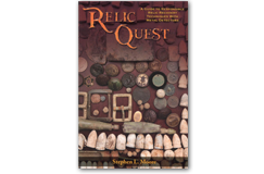 Garrett Relic Quest Book by Stephen L. Moore