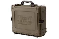Garrett Military Grade ATX Hard Carry Case
