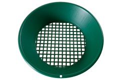 "Garrett 14"" Classifier / Sifter Gold Pan"