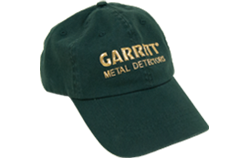 Garrett Embroidered Cap Metal Detector