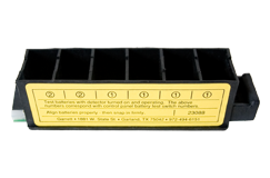 Garrett Battery Tray (7X / 10X / ADS D / S)