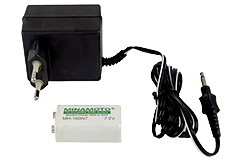 Garrett 220v Recharge Kit (Super Scanner)
