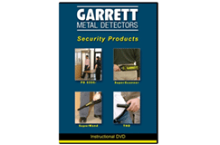 Garrett Security Products DVD - PD6500i