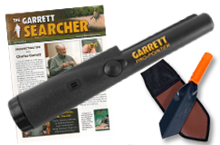 Garrett Pro Pointer Pinpointer Kit by Kellyco Metal Detectors