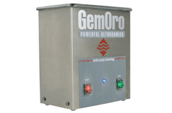 Gemoro Ultrasonic Cleaner Commercial Duty