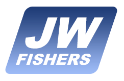 "JW Fishers 18"" Coil w/ Connector & 100"