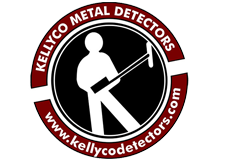 Kellyco Metal Detectors Decal
