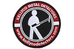 "Kellyco 3.5"" Embroidered Logo Patch"