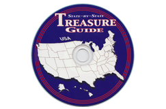 Kellyco Finding Treasure State by State Guide