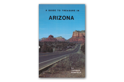 Kellyco A Guide to Treasure in Arizona by Thomas Penfield