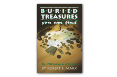 Kellyco Buried Treasures You Can Find by Robert F. Marx