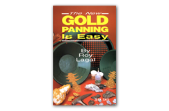 Kellyco Gold Panning is Easy by Roy Lagal