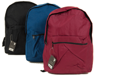 Kellyco Daypack with Exterior Pocket