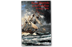 "Kellyco Famous Shipwrecks of the Fl. Keys by Bob ""Frogfoot"" Weller"