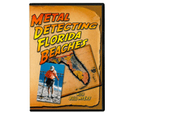 Kellyco Metal Detecting Florida Beaches DVD