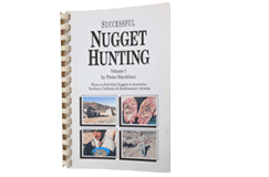 Kellyco Successful Nugget Hunting Volume 1 by Pieter Heydelaar
