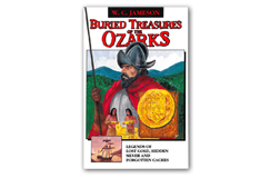 Kellyco Buried Treasures of the Ozarks by W.C. Jameson