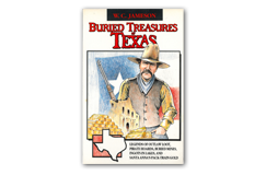 Kellyco Buried Treasures of Texas by W.C. Jameson