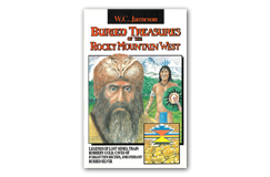 Kellyco Buried Treasures of the Rocky Mountain West by W.C. Jameson