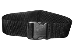 Kellyco Nylon Web Belt (Black)