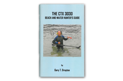 Kellyco The CTX 3030 Beach and Water Hunter Guide by Gary T. Drayton