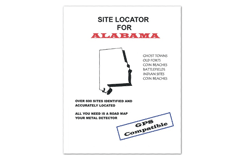 Kellyco Site Locator For Alabama GPS Compatible