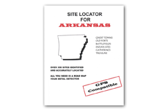 Kellyco Site Locator For Arkansas GPS Compatible
