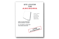 Kellyco Site Locator For Arizona GPS Compatible