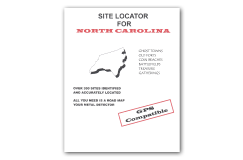 Kellyco Site Locator North Carolina GPS Compatible