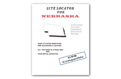 Kellyco Site Locator For Nebraska GPS Compatible