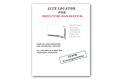 Kellyco Site Locator For South Dakota GPS Compatible