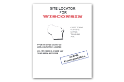 Kellyco Site Locator For Wisconsin GPS Compatible