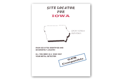 Kellyco Site Locator For Iowa GPS Compatible